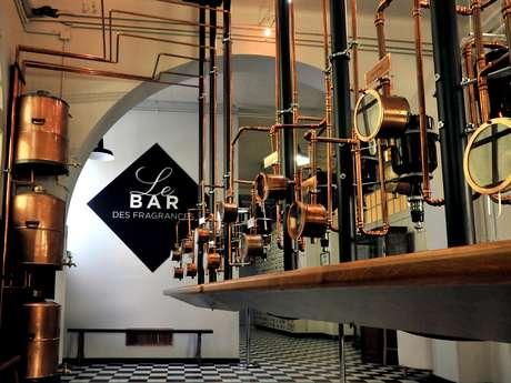 Bar des Fragrances - Molinard Perfumery