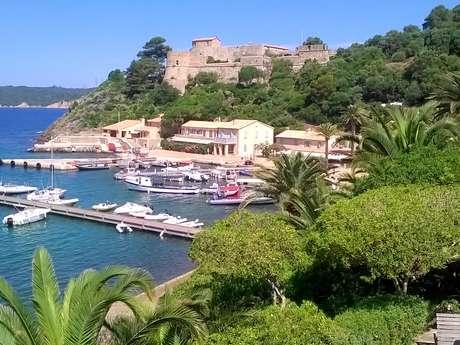 Journée à Port-Cros avec les Bateliers de la Côte d'Azur