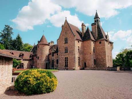 Château de Peufeilhoux - Location de salles