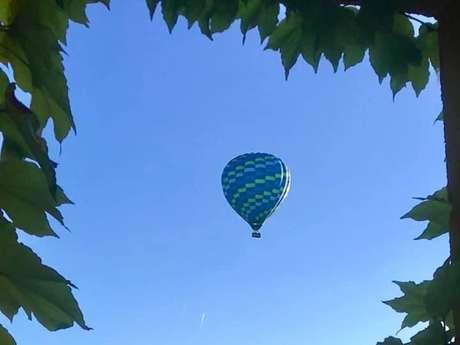 Montgolfière Luberon Vol-Terre