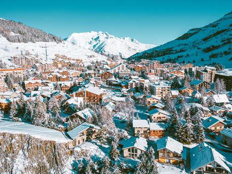 Sherpa supermarché Deux Alpes