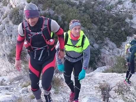 Découverte de nos montagnes en trail avec AVentoux'Rando