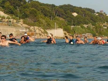 Cours de natation, aquagym, aquabike