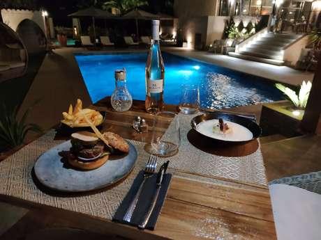 Restaurant La Villa Dune Hôtel & Spa Nuxe