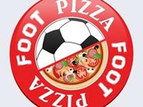 Restauration rapide : Foot Pizza Karim