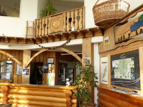 Bureau d'Information Touristique de Prapoutel / Les 7 Laux - Office de Tourisme Belledonne Chartreuse
