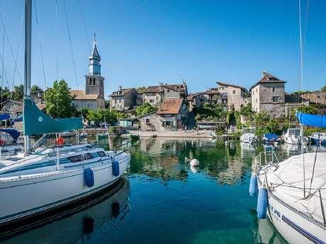Yvoire, Mittelalterliches Dorf