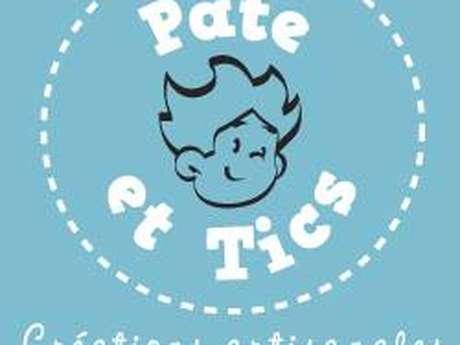 Pâte et Tics : Création artisanale d'articles de décoration et bijoux fantaisie