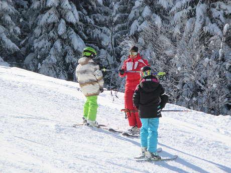 Cours particuliers de ski alpin