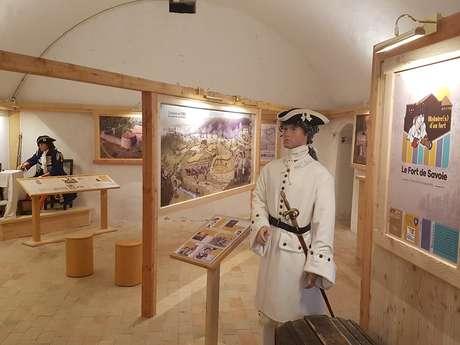 """Exposition """"Histoire(s) d'un fort"""""""