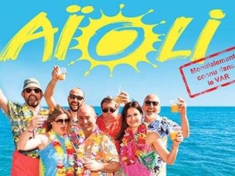 Concert groupe Aïoli