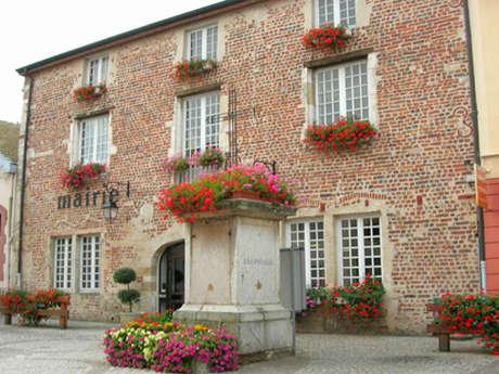 Salle de réunion (Mairie) - Saint-Trivier-de-Courtes