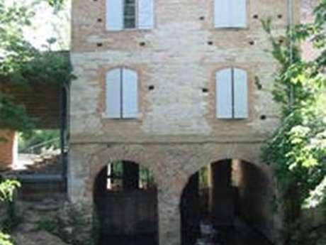 Le Moulin à eau de Nègrepelisse