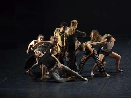 Stage danse du Conservatoire