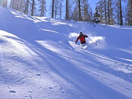 Powder Alert Puy-Saint-Vincent / Pelvoux - Alpes Aventures