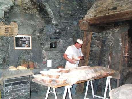 Four à pain du Verney