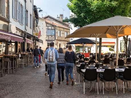 Rando-visite à Bourg-en-Bresse