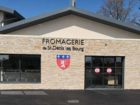 Fromagerie Saint-Denis-lès-Bourg