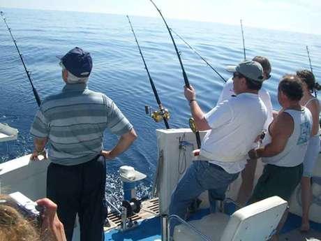 Big-game fishing - Boat Annett