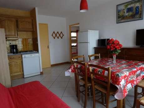 Location Mme MEIZEL Josiane - Appartement Moissière