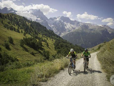A bicyclette... avec Fabien Dupuis