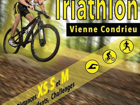 Triathlon de Vienne Condrieu