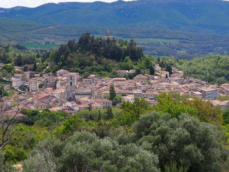 Visite libre de ville de Forcalquier
