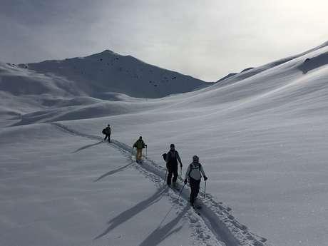 Barrio Alto Cyril Labbé Ma 1ère Montée en Ski de Rando