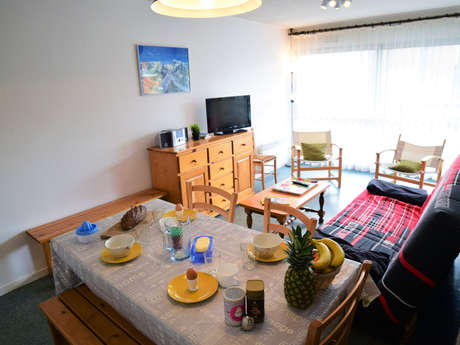 LE TYROL N°32 Appartement 6 personnes
