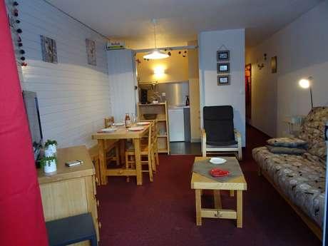 Appartement 2 pièces 4 personnes Le Sirac B n°22