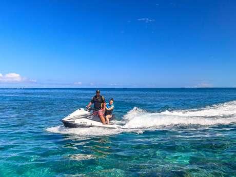 Randonnée Jet-ski de 5h en solo ou en duo - Jet paradise