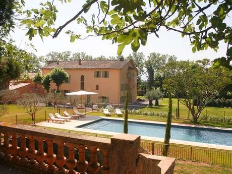 Séjour en maison d'hôtes provençale