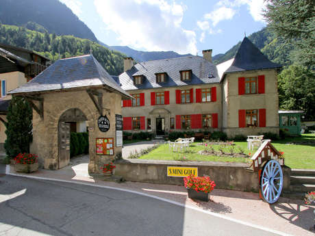 Château Hôtel de la Muzelle