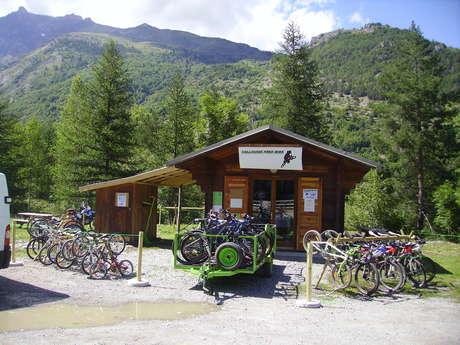 """VTT """" Vallouise Free Bike"""""""