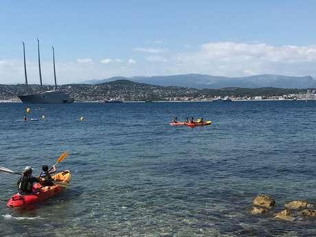 Kayak éco-tour au rythme de votre pagaie