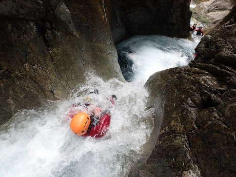 Canyon River Trip - Canyon les Oules de Freissinières (1ère partie)