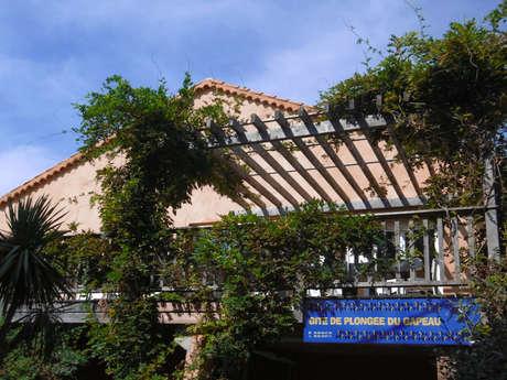 Tauchen Ferienhaus du Gapeau