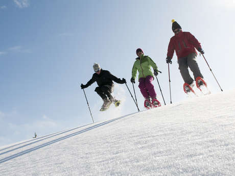 Week-end raquettes en chalet d'alpage - L'Echaillon