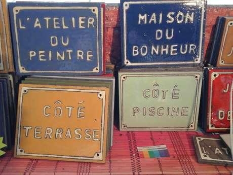 Atelier Céramique - Martine Guimet