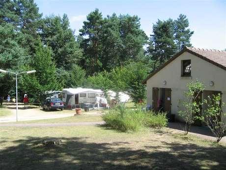 Camping du Champ de la Chapelle