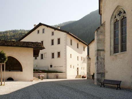 Visite guidée du Musée de Bagnes, du village du Châble et de son église