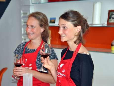 Créer votre propre cuvée de vin rouge - Atelier d'Assemblage