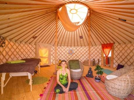 Massages et soins énergétiques - Carine del Cura