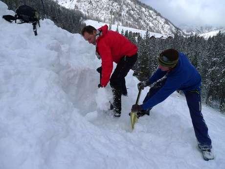 Recherche et secours de victimes en avalanches