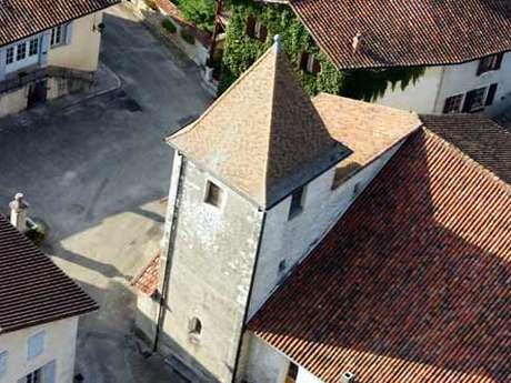 Eglise de Chavannes