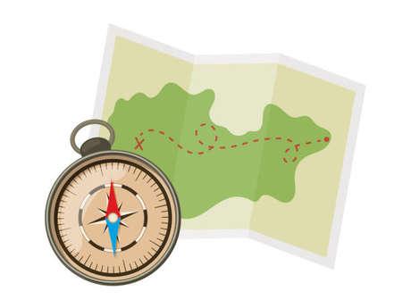 """Course d'orientation - parcours """"famille"""" 4,5 km"""