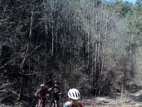 Champsaur à vélo