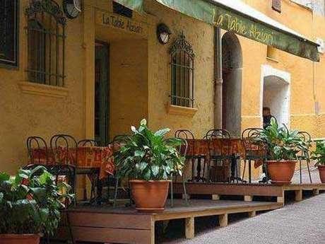 Restaurant La Table Alziari
