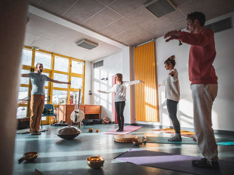 Hatha Yoga avec Claire