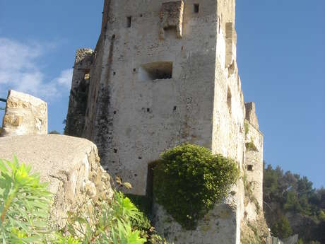 Hike from Roquebrune-Cap-Martin to Gorbio